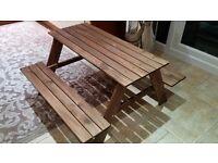 ikea children's picnic table RESO
