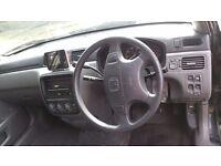Honda crv black for sale... good price