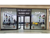 full time barber required on a top wages