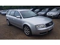 Audi A6 Avant 2.5 TDI Sport 5dr (CVT), HPI CLEAR, LONG MOT, GOOD CONDITION IN AND OUT, BA