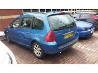 Blue Peugeot - Great Second Car