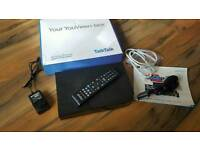 Youview dn370t free view box working order