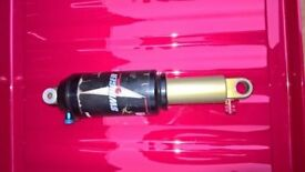 manitou 3 way swinger rear air suspension shock 190 mm eye to eye