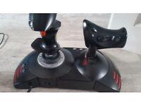 Thrustmaster HOTAS X Joystick and Throttle