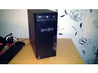 INTEL GAMING PC WITH ASUS GTX 750 AND 8GB DDR3
