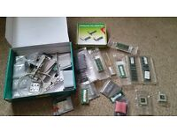 Bundle of PC and laptop components inc RAM and CPUs