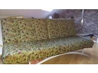 Sofabed Army style camouflage sofa bed