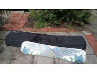 Large RC Ski / Snowboard bag ~ 188cm ~ Used