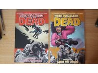 The Walking Dead Volumes 28 & 29. Like New, Read Once.
