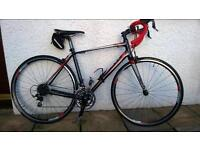 Giant Defy 1 Road Bike - been out twice