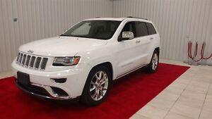 2014 Jeep Grand Cherokee SUMMIT+DIESEL+GPS+TOIT PANO