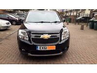 Chevrolet Orlando 1.8 16v LS 5dr LOW MILEAGE, 7 SEATS, FULL HISTORY 2011