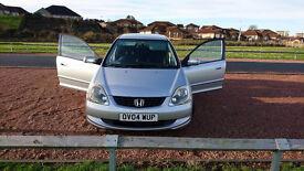 Honda Civic 1.7 Diesel 2004 £800 Kirkcaldy New Clutch Brake pads, recently serviced MOT Aug 2017