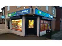 Off licence convenience store leashold for sale with great accomodation