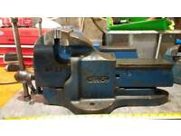 Record no25 engineers bench vice for garage or workshop
