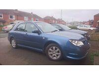 Subaru Impreza, 1.5 Petrol, 2006y, Excellent Condition, only 75000 mls