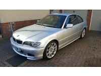 2003 6 speed manual E46 330 Coupe Ci Sport absolutely immaculate inside and out