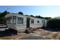 Bargain- 3 Bedroom Static Caravan For Sale On Ocean Edge Holiday Park Heysham Morecambe 12mth Season