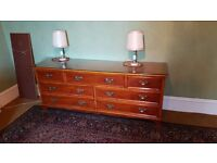 Charles Barr chest of drawers