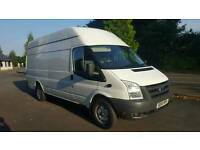 2010 FORD TRANSIT 115 T350L RWD LWB HIGH ROOF....0NE OWNER