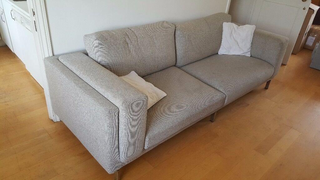 Nockeby sofa in ladbroke grove london gumtree for Sofa nockeby