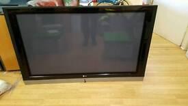 """50"""" LG Plasma TVS choice of 2"""