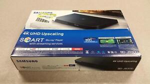 Samsung 3D Smart 4K Blu-Ray Player