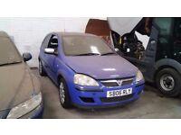 Vauxhall corsa c spares or repair