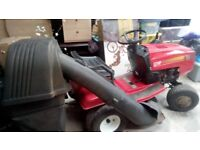 Ride on mower, very good condition,serviced regularly
