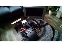 Ps3 big bundle with tv