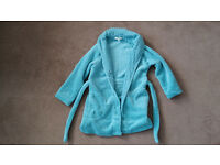 Boys dressing gown - age 4 years