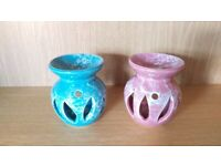 Ceramic Incense Burner Oil Lamp