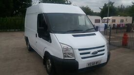 hi im selling my Ford transit 146000 2009 £2600 ono