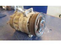 2010 VAUXHALL INSIGNIA 2.0 CDTI AIR CON COMPRESSOR PUMP GM P13232307 1605P R134A LUTON
