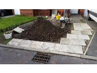 Free Soil - next to road - easy loading - Warrington