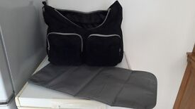 Baby changing bag for sale
