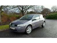 Renault megane dci £30 Road tax!!!