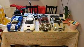 Rc drift cars with spares