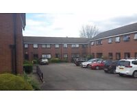 1 Bed Ground Floor Flat available to rent at Hunt Court, Flanshaw Lane, Wakefield- 55yrs + only