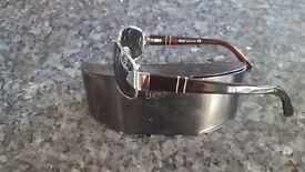 Genuine Mens Persol Aviator Sunglasses