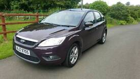 2008 FORD FOCUS 1.6 STYLE 100 *ONE YEAR MOT*