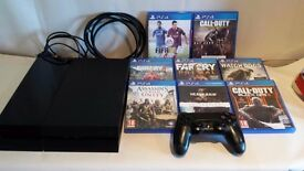 PlayStation 4 in Great Condition ( PS4 )