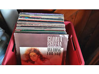 Vinyl LP's (49 in total)