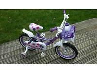 """14"""" Hearts & Flowers bike"""