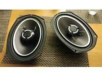 Vibe slick 6x9 420w speakers