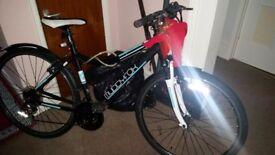 Muddyfox Bike lightweight hybrid