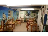 small Takeaway / cafe / restaurant to let
