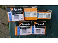 Paslode 63,50,38s