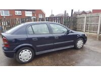 Vauxhall Astra (Automatic) For Sale (MOT'd till OCT-2018)