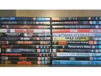 Horror DVDs - good/great condition - £1 PER DVD UNLESS STATED IN DESCRIPTION